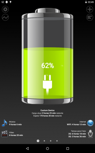 Bateria HD - Battery screenshot 15