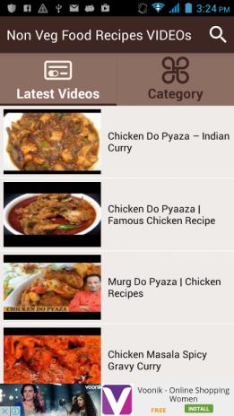 Non veg food recipes videos 11 apk non veg food recipes videos 2 forumfinder Choice Image