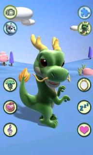 Talking Dragon screenshot 2
