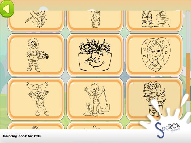 çiçek Boyama Oyunu 10190417 Android Aptoide Için Apk Indir