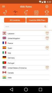 tikki - Cheap International Calling screenshot 6