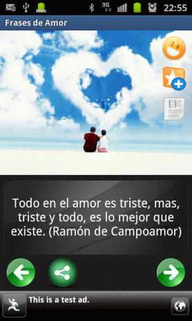 Frases Romanticas Y De Amor 2 5 Descargar Apk Para Android Aptoide