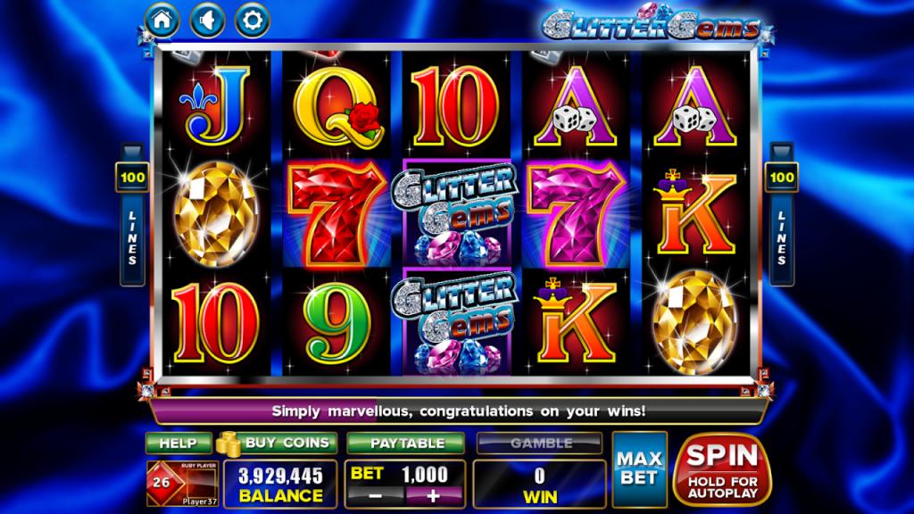 Paradise Players Slots