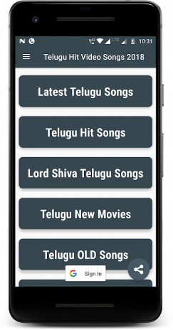 A-Z Telugu Songs & Music Videos 2018 1 0 12 Download APK for