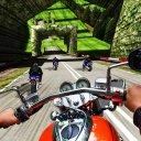 Speed Moto Racing - Temple HD