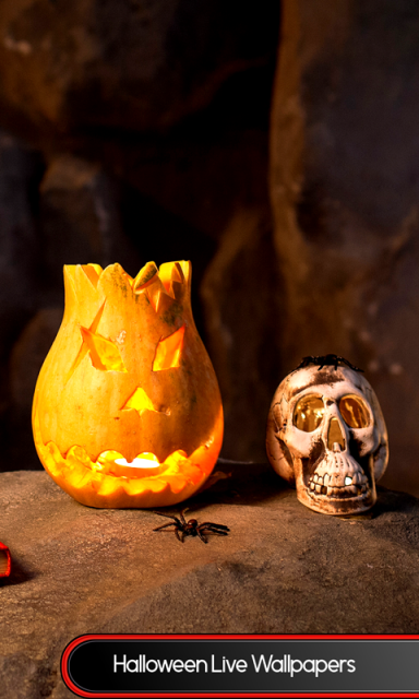 halloween live wallpapers download apk for android aptoide