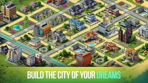 City Island 3 - Building Sim: Little to a Big Town screenshot 2