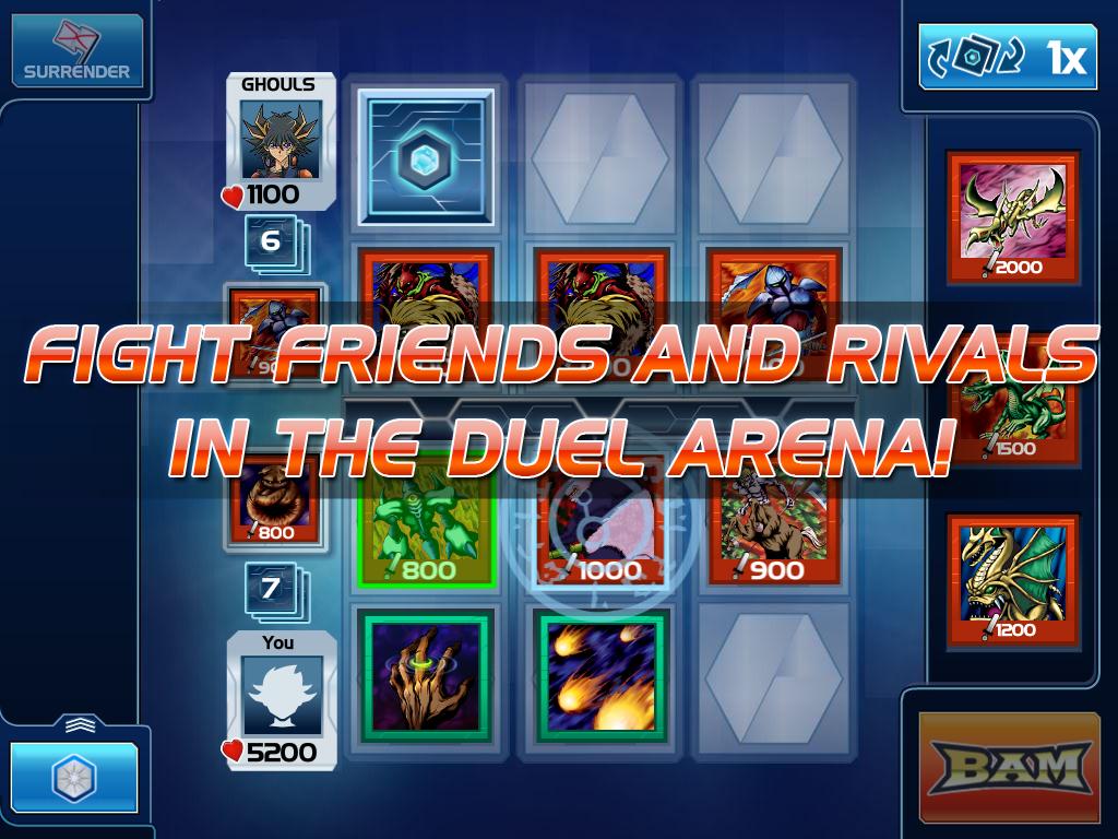 Yu-Gi-Oh! BAM Pocket screenshot 1