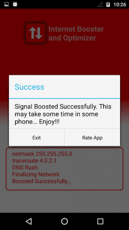 Internet Booster and Optimizer App Prank 1 0 Download APK