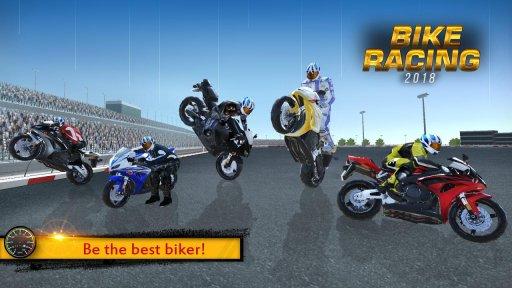 Bike Racing 2018 - Extreme Bike Race screenshot 2