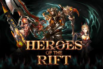 Heroes of the Rift (обновлено v 2.0.0.8) Мод (1 HIT/KILL) 3