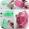 DIY Crafts Plastic Bottles Icon