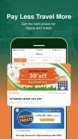 HappyEasyGo - Cheap Flight & Hotel Booking App Screen