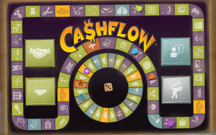 Cashflow the investing game 0. 1. 62 download apk for android.