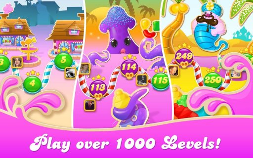 Candy Crush Soda Saga screenshot 9