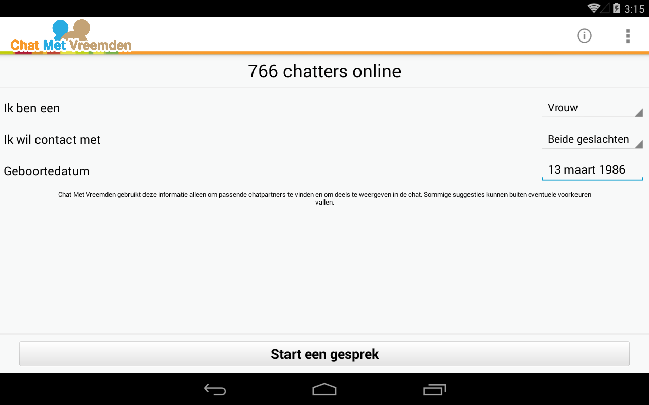 1op1 chat