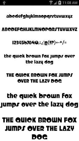 fonts for flipfont 50 #6 3.22.0 download apk for android - aptoide