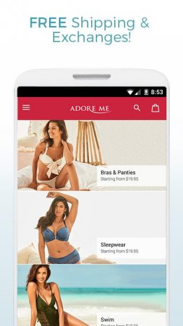 a78b00448 Adore Me – Designer Lingerie 5.4.1 Download APK for Android - Aptoide