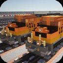 Miner Train Craft