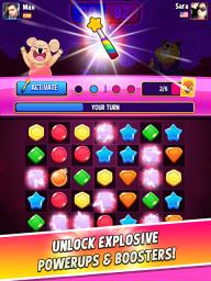 Match Masters - PVP Match 3 Puzzle Game screenshot 10