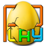 The Egg : Tamago, Huevo, Ovum, Ei, Dima, Ovo, Ou. Icon