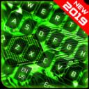 Green Light Animated Keyboard