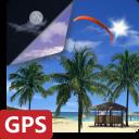 Beach Palms PRO Live Wallpaper