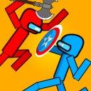 Impostor Brawl - Stickman Warriors Battle