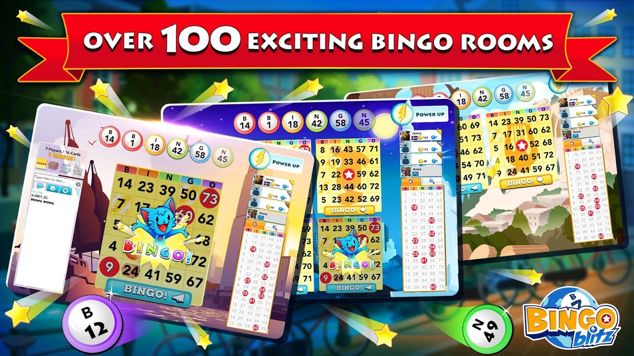 Bingo Blitz: Bingo+Slots Games screenshot 4