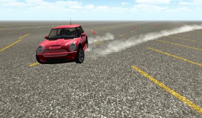 Slalom Racing Simulator v 1.0 2