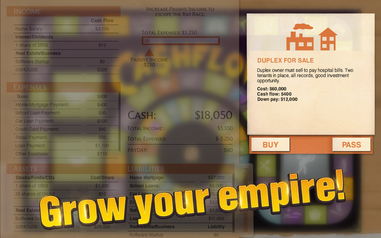 Cash flow online game free 3x 4x 5x slot machine