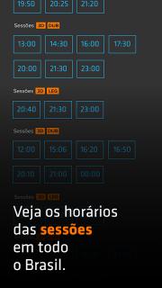 Ingresso.com - Filmes + Cinema screenshot 3
