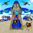US Police Dog Transporter Truck Simulator