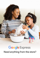Google Express - Shopping done fast Screen