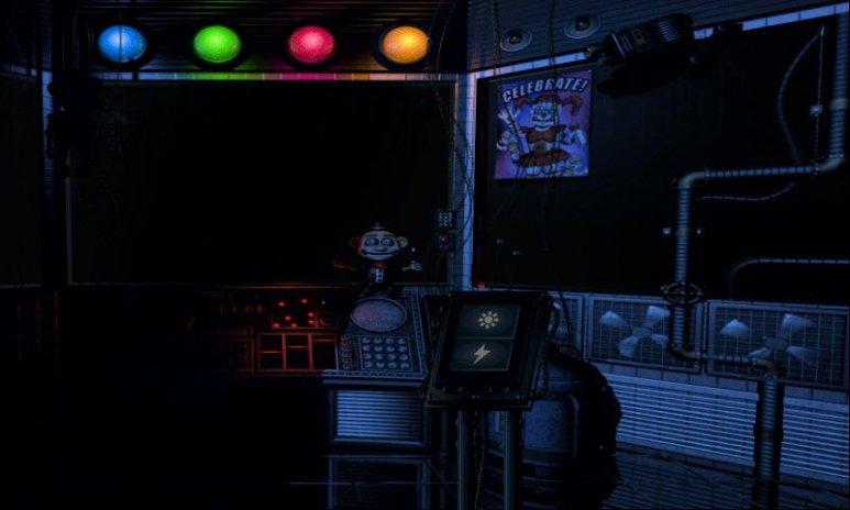 Five Nights At Freddy S Sl Screenshot 4