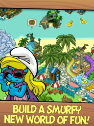 Smurfs' Village screenshot 1