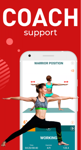 Yoga for weight loss -Lose weight in 30 days plan screenshot 1