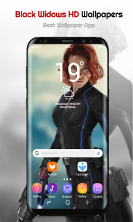 Black Widow Wallpapers 1 0 Download Apk For Android Aptoide