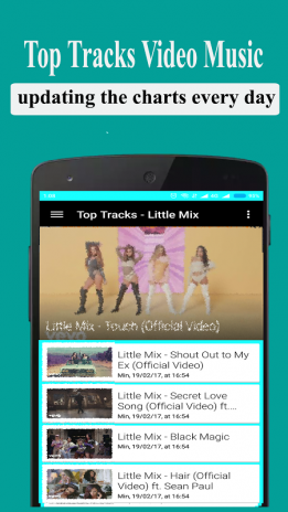 LITTLE MIX Songs and Videos 2 2 0 Download APK for Android