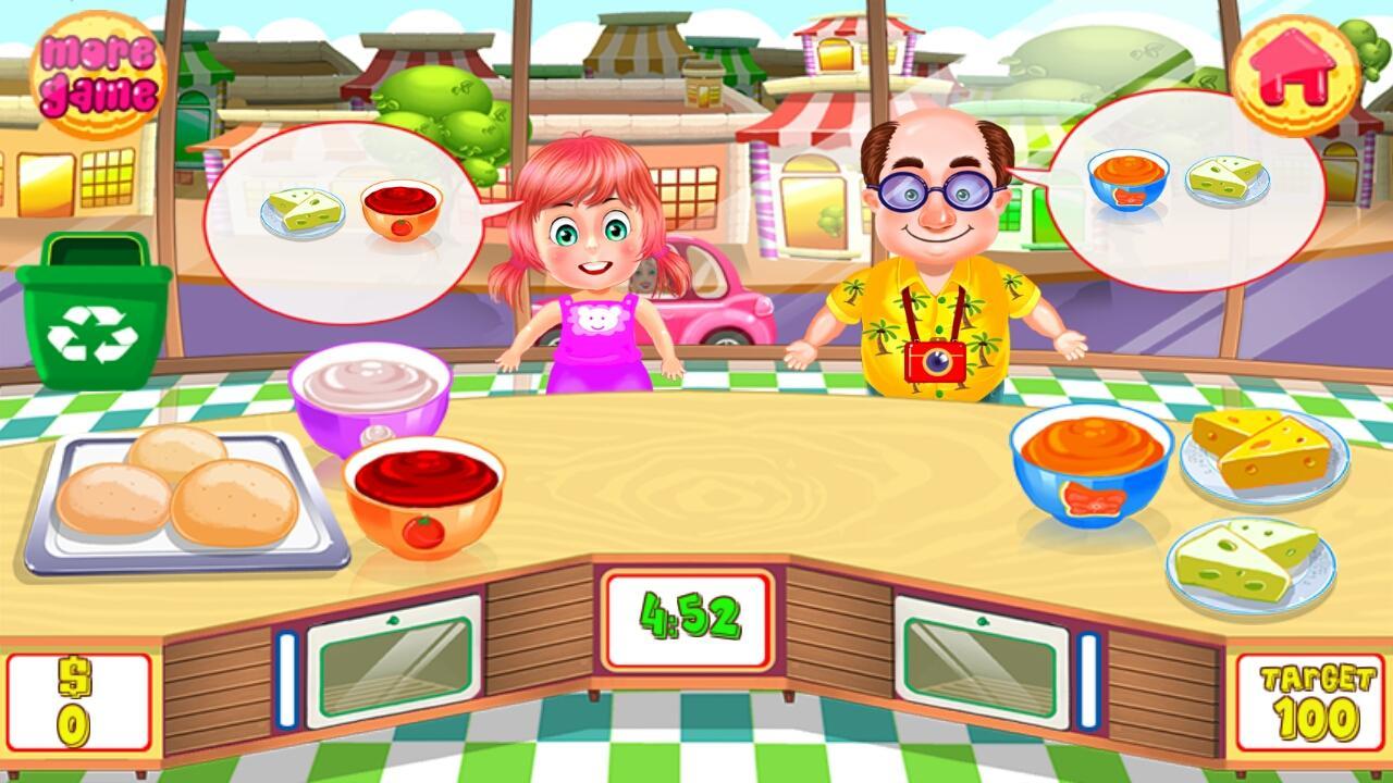Game Memasak Pizza Roti 7 7 Download Apk Android Aptoide