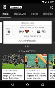 Figueirense SporTV screenshot 2
