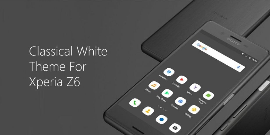 Theme & Launcher - Xperia Z6 1 0 Download APK for Android - Aptoide