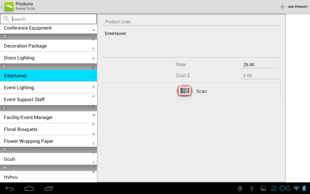 Invoice2go invoice app download apk for android aptoide for Download invoice app