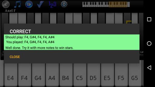 Piano Melody Free screenshot 7
