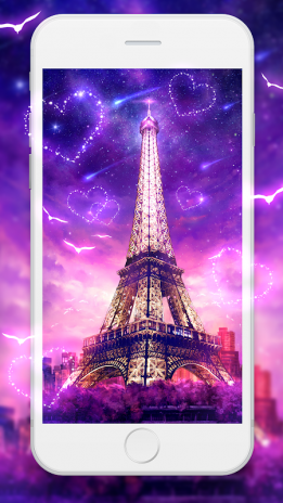 Eiffel Tower Sunset Live Wallpaper 1 0 2 Download Apk For Android