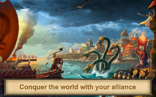 Grepolis - Divine Strategy MMO screenshot 5