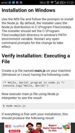 Learn Node js Complete Guide Offline 1 0 0 Download APK for