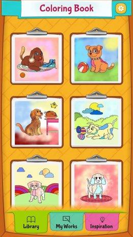 Köpek Boyama 22 Android Aptoide Için Apk Indir