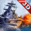 Thunder Battleship:WW2  Navy Federal Fighting Game