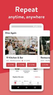 OpenTable - Book Restaurants screenshot 3
